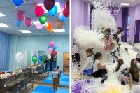 Новая услуга от студии танца Brilliant: детские Дни рождения