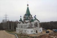 Уже третья за эту неделю новость о Храме Блаженной Матроны в Цветах