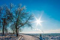 Метеорологи обещают хорошую погоду в выходные