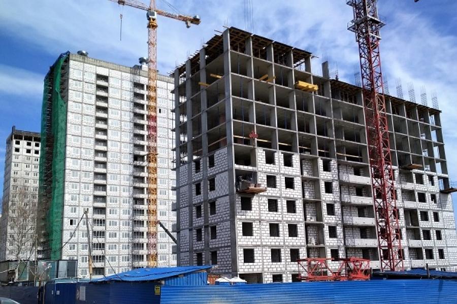 срок окончания строительства